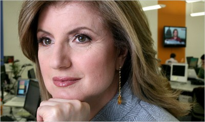 Women Leaders Boost Confidence. Arianna Huffington. Gerilyn Hayes, www.gerilynhayes.com