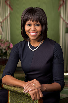 Women Leaders Boost Confidence. First Lady Michelle Obama. Gerilyn Hayes, www.gerilynhayes.com